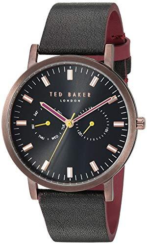 Ted Baker London Herren analog Quarz Uhr TE50274014