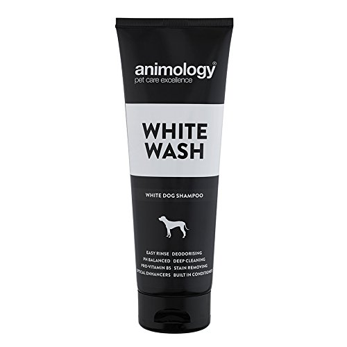 Animology AWW250 Hundeshampoo White Wash