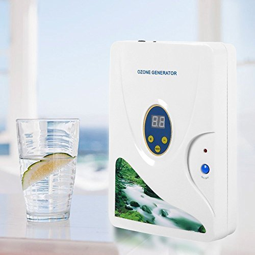 Express Panda Ozon-Generator für wasser | Ozongerät, Ozon Luftreiniger, O3 Ozon Sanitizer Sterilisator -