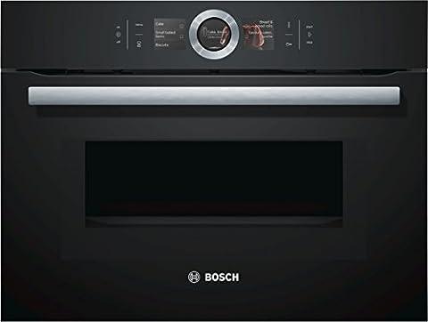 Bosch CMG676BB1 Serie 8 Backöfen und Herde / Mini-Ofen /