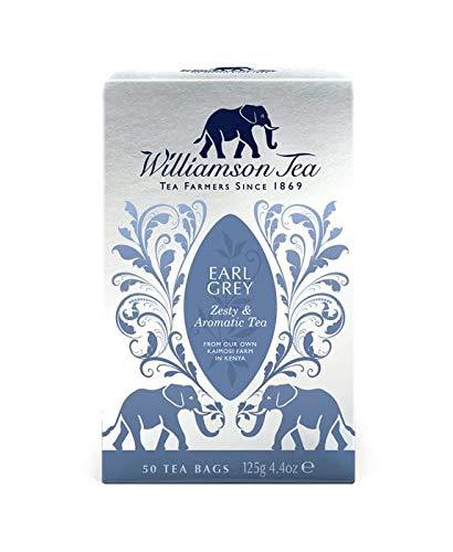 Williamson Earl Teebeutel Tee grau 50-Pack (6Stück)
