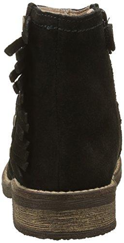 Garvalin Leiston, Bottes Cavalières Fille Noir(A/Negro)