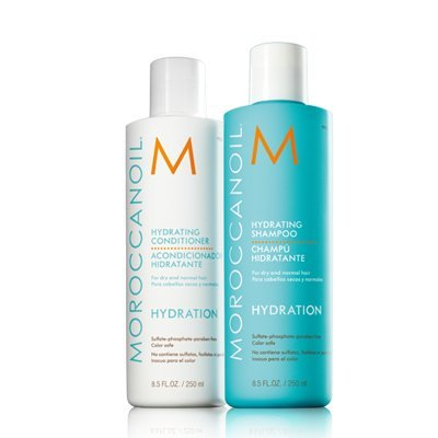 Moroccanoil Hydration - Feuchtigkeits Serie (Shampoo + Conditioner Set)