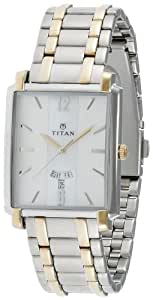Titan Regalia Analog Multi-Color Dial Men's Watch -NK1506BM01