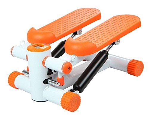 Stepper Pedalkörperformung Haus Fitness-Studio Fitness-Geräte Twister Maschine,Orange (Fitness-studio Twister)