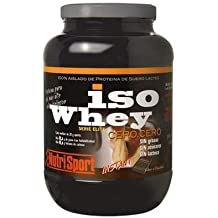 Iso Whey Cero Cero Chocolate 1 kg de Nutrisport