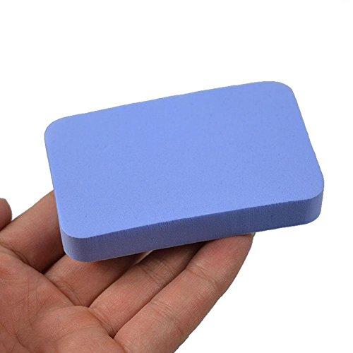 Reinigungsschwammwaschpad Profi-Gummi-Reiniger Tischtennisschläger Schwamm Reinigung Pflege Zubehör