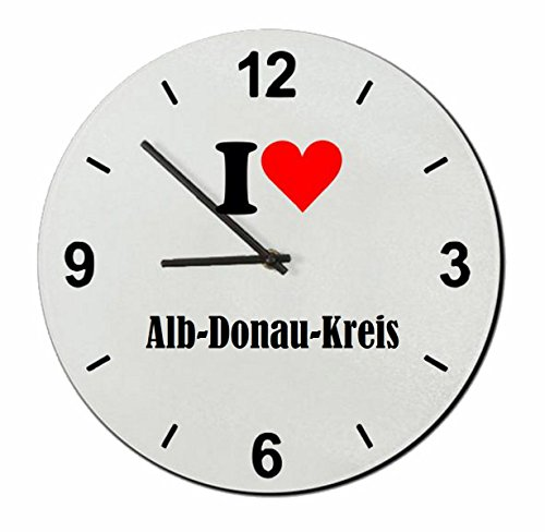 exclusive-gift-ideas-glass-watch-i-love-alb-donau-kreis-a-great-gift-that-comes-from-the-heart-watch