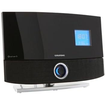 grundig cds 8000 enc kompaktanlage cd mp3 player usb 2 0. Black Bedroom Furniture Sets. Home Design Ideas