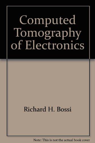 Computed Tomography of Electronics