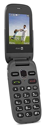 Doro PhoneEasy631 Telefono Cellulare, Nero