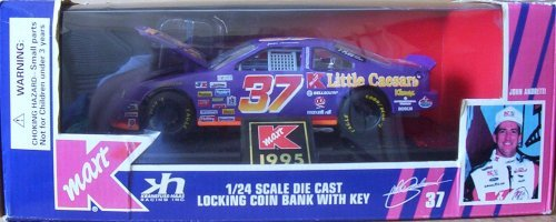 1995-racing-champions-banks-124-37-john-andretti-k-mart-hood-open-promo-124-scale-by-racing-champion