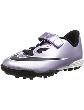 Nike Jr Mercurial Vortex II (V) TF, Zapatillas de Deporte Para Niñas