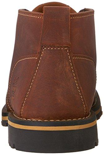 TIMBERLAND - Grantly Chukka A12IA - brown Brown Full Grain/Suede