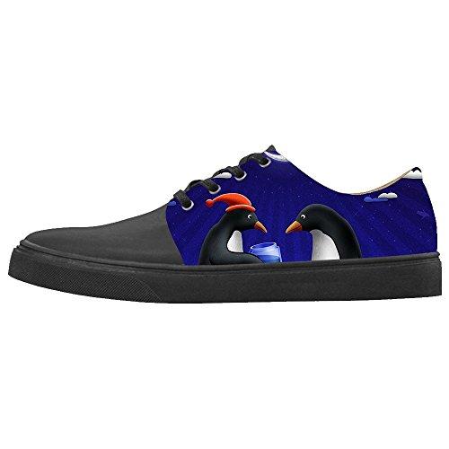 Dalliy pinguin Boy's Canvas shoes Schuhe Footwear Sneakers shoes Schuhe E