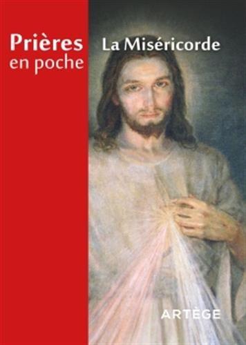 Prières en poche La Miséricorde par Collectif