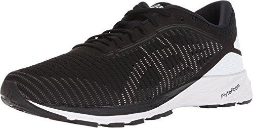 ASICS Men's Performance DynaFlyte 2 Running Shoe - T7D0N.9001 (Black/White/Carbon - 7)