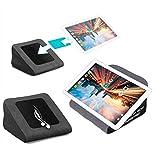 reboon Tablet Kissen für das Archos 101 Helium 4G - ideale iPad Halterung, Tablet Halter, eBook-Reader Halter für Bett & Couch
