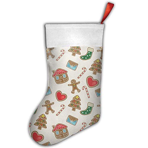 ocaohuahuaba It's an Anime Thing Novelty of Fashion Christmas Stocking Printed Christmas Holiday Socks -