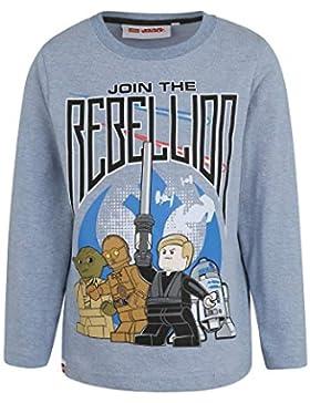 LEGO Star Wars Camiseta Mangas largas Azul