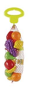 Écoiffier Malla con Frutas y Verduras de Juguete,14 Accesorios, Multicolor 954