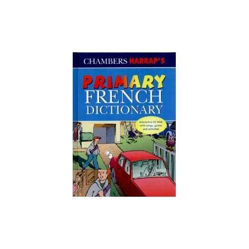 Primary French Dictionary
