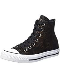 Converse Ctas Hi Brown/Black/White - Zapatilla Alta Unisex Adulto