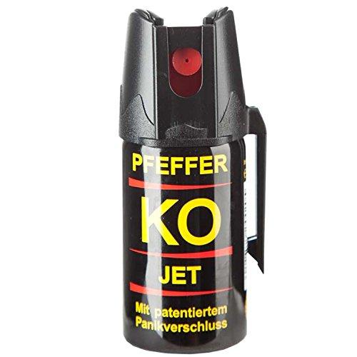 Ballistol Pfefferspray Pfeffer KO Jet 40ml