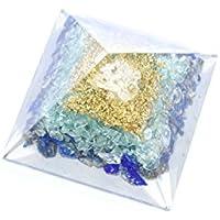 Orgonite - Pyramid Third Eye Orgonite 2.5-3 Inch Chakra & Reiki Healing Aura Cleansing Crystal. preisvergleich bei billige-tabletten.eu