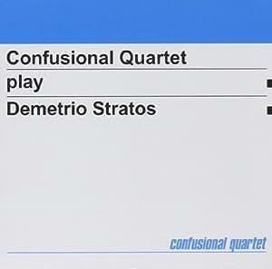 Confusional Quartet Play Demetrio Stratos