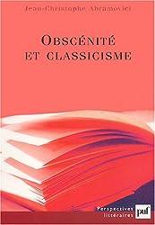Obscénité et classicisme