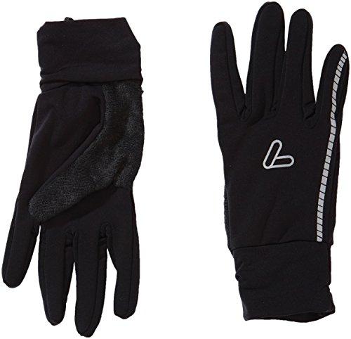 Löffler Thermo-Handschuhe, schwarz, 9-9.5