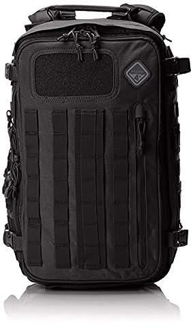 Hazard 4Officer Briefcase, Aktentasche Officer, black, 46 x 28 x 21 cm, 27.0 Liter