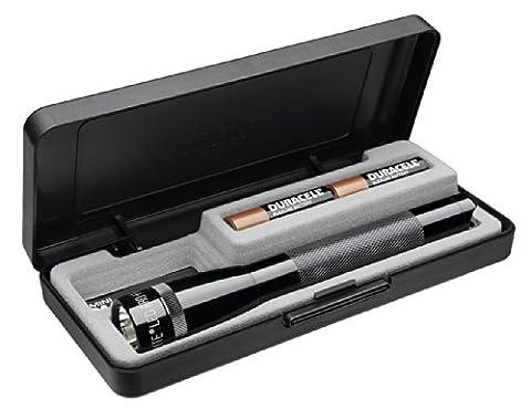 Maglite AA Pro Plus LED Presenation Box Flashlight - Black