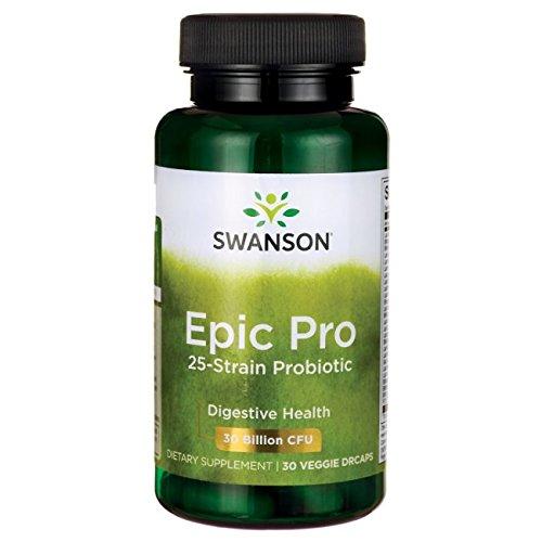 Epic-Pro 25-Strain Probiotic 30 Veg Drcaps
