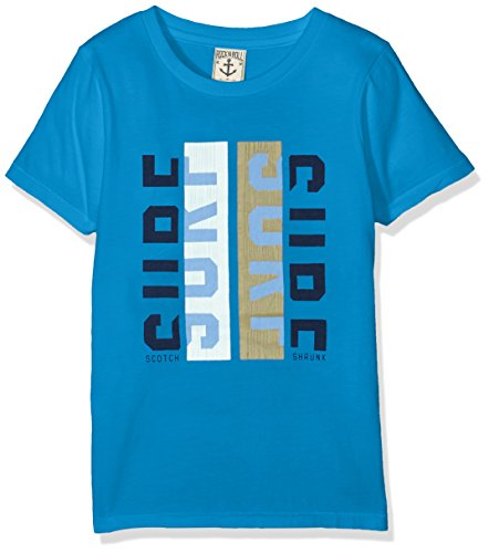 scotch-soda-shrunk-jungen-t-shirt-tee-with-colourful-artworks-blau-cerulean-509-116-herstellergrosse