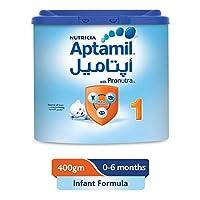 Aptamil 1 Infant Formula, 400gm