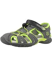 Sandalias y chanclas para ni�o, color Verde , marca LUMBERJACK, modelo Sandalias Y Chanclas Para Ni�o LUMBERJACK SB08606 001 Verde