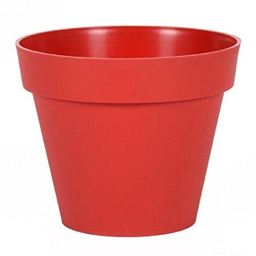 EDA Pot rond Toscane Ø 20cm - Contenance 3l - Rouge rubis