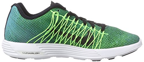 Nike Lunaracer+ 3, Chaussures de running femme Mehrfarbig (Light Aqua/Blk-Flsh Lm-Lt Rtr 403)