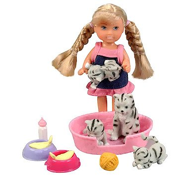 Preisvergleich Produktbild Simba 105734191 Evi Love Animal Friends Spielzeug