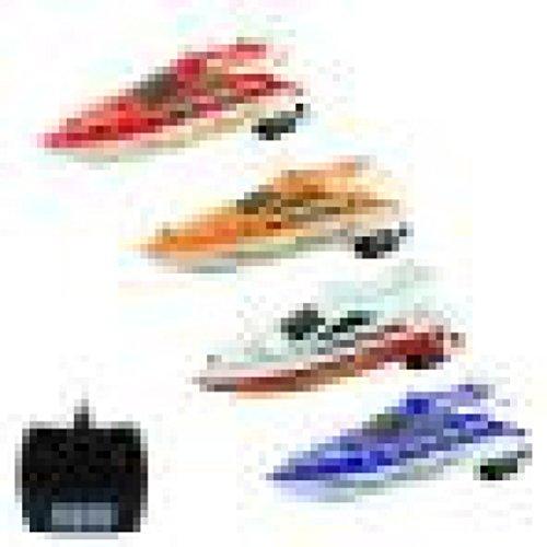 Omiky® 2017 Mode Leistungsstarke Kunststoff Fernbedienung Boote Geschwindigkeit Elektrische Spielzeug Modell Schiff Segeln Kinder Spiel Kinder Schiff
