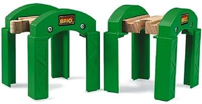 Brio 33253000 - Stapelbares Brückensystem von Brio