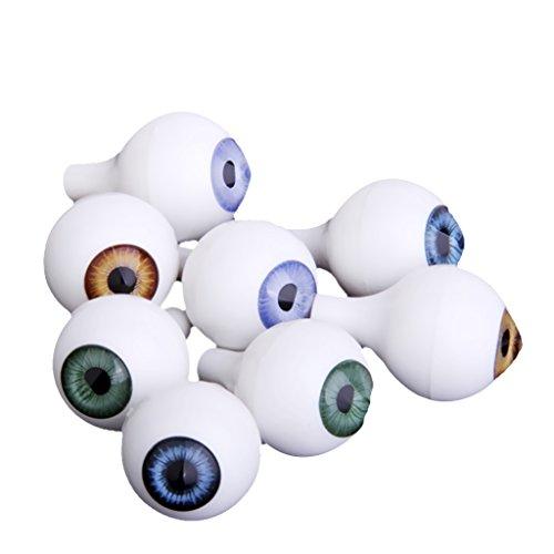 Sharplace 8X Puppenaugen Augen 22mm