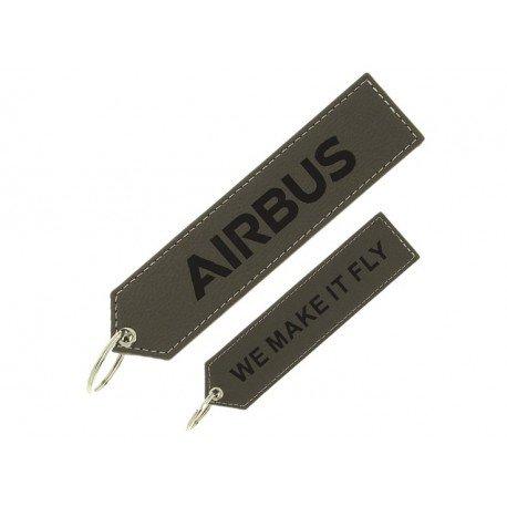 """Airbus VIP Airbus \""""remove before flight\"""" Schlüsselanhänger"""