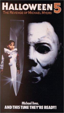 Halloween 5 [VHS] (Halloween Vhs 5)
