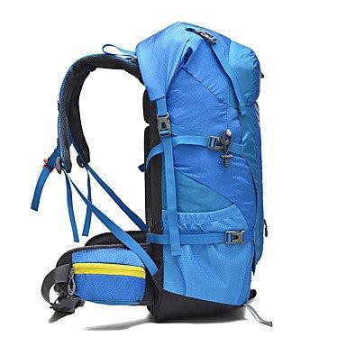 55 l Rucksäcke Rucksack im Freien Blue
