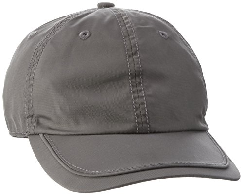 Camel Active Herren Baseball Cap 4C30, Grau (Grey 7), Large