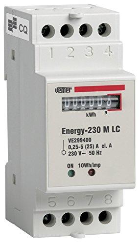 Contatore di energia statico in contenitore 2