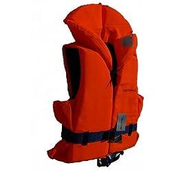 Rettungsweste für Körpergewicht 20-30 kg mit Beleuchtung